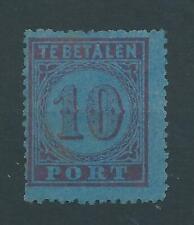 1881TG Nederland Portzegel  P2 postfris net zegel zie foto's !