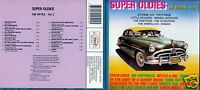 Various Artists - CD - The Fifties - Super Oldies Vol. 2 - CD von 1986 - ! ! ! !