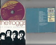 THE TROGGS- Hit Single Anthology CD (1991 Full Silver Ger) Best of/Greatest Hits