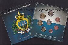Euro San Marin BU 2002 Libertas 8 pièces