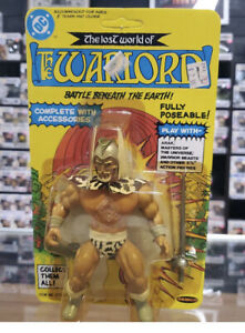 Remco Lost World Of The Warlord Warlord MOC Unpunched Motu
