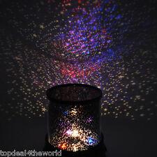 5V Fabulous Starry Projector DIY Star Sky Projector Moon Lamp for Kids Bedroom