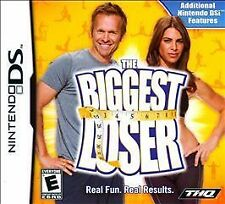 NINTENDO DS Game THE BIGGEST LOSER Exercise Lite DSi 3DS 2DS BRAND NEW Sealed