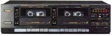 TEAC W 450R. double reverse cassette deck Excellent condition W450R W-450R 450 R