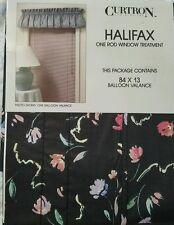 Halifax One Rod Window Treatment Balloon Valiance