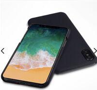 Apple IPhone 10S  Impact Resistant High Density  Gel Case Black  ISPORT™