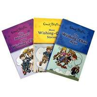 Enid Blyton The Adventures of the Wishing Chair Collection 3 Books Set Pack NEW