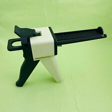 Dental 50ml Impression Mixing Dispenser Dispensing Caulking Gun 41101 Ratio