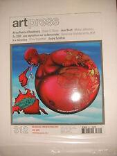 Art Press N°312 Olivier O. Olivier Jean Rault Jaffrennou Rosenthal A. Schiffrin
