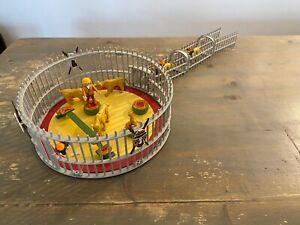 Playmobil Circus Animal Trainer Lion Cage