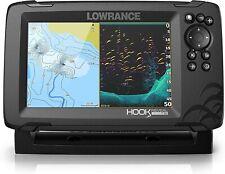 Lowrance Hook Reveal 7 Sonar/Gps/fish finder W/ Navionics!