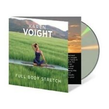 KAREN VOIGHT FULL BODY STRETCH EXERCISE DVD NEW SEALED STRETCHING WORKOUT
