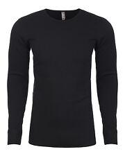 Next Level Thermal Premium Long Sleeve Authentic T-Shirt Basic Plain Tee - N8201