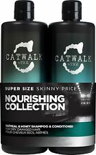TIGI Catwalk Oatmeal and Honey | Shampoo & Conditioner 750ml | Duo / Tween
