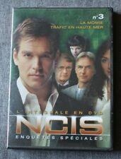 NCIS, la momie / trafic en haute mer, DVD N° 3