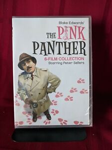 (DVD) PINK PANTHER 6-Film Collection (DVD) Shout! Factory, Peter Sellers