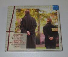 3 CD/MOZART EARLY SYMPHONIES/HARNONCOURT/harmonia mundi 82876587062