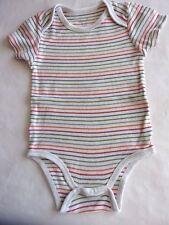 Ja7416  BODY bébé Garçon manches courtes rayé °°° KITCHOUN°°° 6 mois - 67 cm