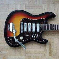 "Teisco/Kawai E-Gitarre - rare 1960s/70s vintage - ""Hertiecaster"" made in Japan"
