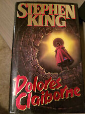 Dolores Claiborne by Stephen King: 1993 1st Edition 1st Printing HB DJ included!