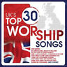 Various Artists : UK's Top 30 Worship Songs CD (2012) FREE Shipping, Save £s