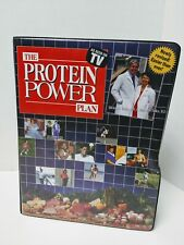 The Protein Plan - Michael R & Mary Dan Eades VHS & Cassette Tapes