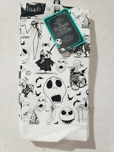 Kitchen towels Nightmare Before Christmas  Set of 2