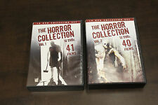 The Horror Collection Vol. 1 & 2 (81 Movies)