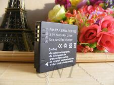 DMW-BCF10PP Battery for Panasonic Lumix DMC-TS1 DMC-TS2 DMC-TS3D DMC-TS3 DMC-TS4