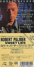 Robert Palmer, Sweet Lies, NEW/MINT Japanese import 3 inch CD single