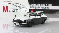 Nissan Datsun Fairlady Japan police 1972 1:43 scale by DeAgostini #5