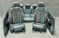 AUDI Q2 GA Lederausstattung Leder Sitze BI-Color B&O Cover Sitzheizung 132 km