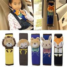 Travel Kids Baby Car Seat Safety Strap Sleeping Head Support Soft Pad Ho