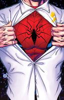 PETER PARKER SPECTACULAR SPIDER-MAN #1 ADAM KUBERT COVER MARVEL COMICS