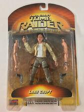 2003 Tomb Raider The Cradle of Life LARA CROFT Sota Toys New Sealed