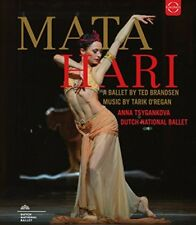 MATA HARI - A Ballet by Ted Brandsen Blu Ray (Blu Ray) [Blu-ray] [2016] [DVD]