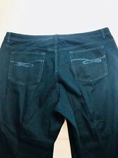 Style & Co. Denim Woman Blue Jeans Size 22W Rear Pocket Stitch Tummy Control