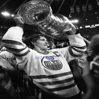 NHL Edmonton Oilers Wayne Gretzky 1984 Stanley Cup 16 X 20 Poster Photo Picture
