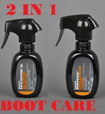 TIMBERLAND 2 IN 1 SHOE CLEANING KIT CARE SET SUEDE LEATHER BOOTS SHOES PROTECTOR