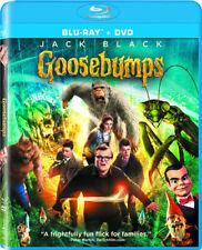 Goosebumps [New Blu-ray] With DVD, UV/HD Digital Copy, Widescreen, 2 Pack, Ac-