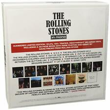 The Rolling Stones in Mono 16X180gsm Numbered Ltd Ed Vinyl