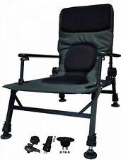 charge maximale 160 kg Carpe Chaise avec accoudoirs Chanteur Anaconda vi Lock Lounge Chair