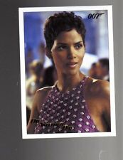 James Bond Archives Final Edition Die another Day #44 GOLD card 182/250