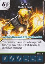 Nova Bucket Head #85 - Avengers vs X-Men - Marvel Dice Masters