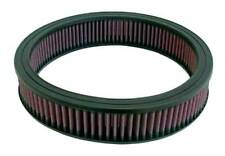 E-1450 K&N Replacement Air Filter GM CARS AND TRUCKS,V6,V8,1969-92 (KN Round Rep