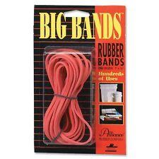 Alliance Rubber Big Rubber Bands 7 Length X 013 Width Biodegradable 12