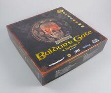 Baldur's Gate  Die Saga Big Box kompletter Inhalt Erstauflage in deutsch PC 2000
