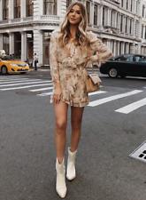 Zara Floral Print Skirt Size Large