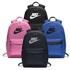 Nike Heritage 2.0 Logo Backpack Book Bag w/ Laptop Pocket Sleeve FREE SHIPPING