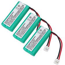 3x Cordless Phone Battery 2.4V for V-Tech BT184342 BT284342 BT8300 CS6209 CS6219